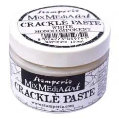 CRACKLE PASTE MONOCOMPONENTE 150 ml WEISS