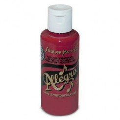 ALLEGRO PAINT COLOR -  ROTES LILA